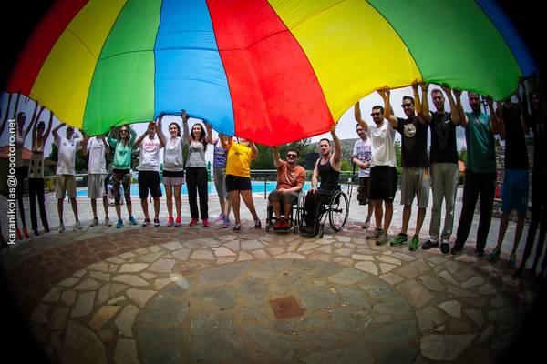 """Εκπαιδευτικό σεμινάριο: """"Άτομα με κινητική αναπηρία: Σχεδιασμός και εφαρμογή προγραμμάτων ενσωμάτωσης"""""""